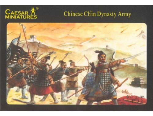 Caesar Chinese Ch'in Dynasty Army 1:72 (H004)