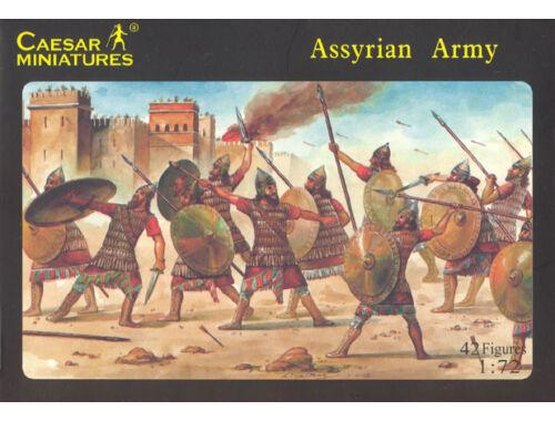 Caesar Assyrian Army 1:72 (H007)