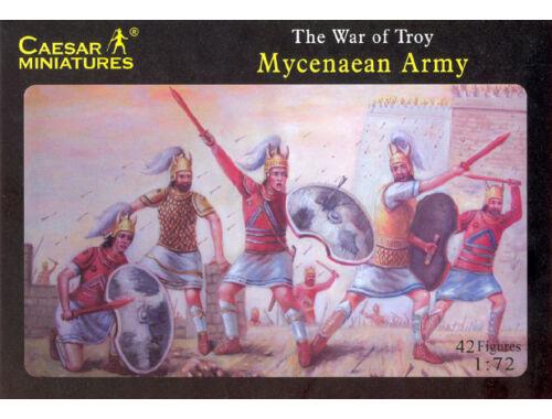 Caesar Ancient Mycenaean Army 1:72 (H020)