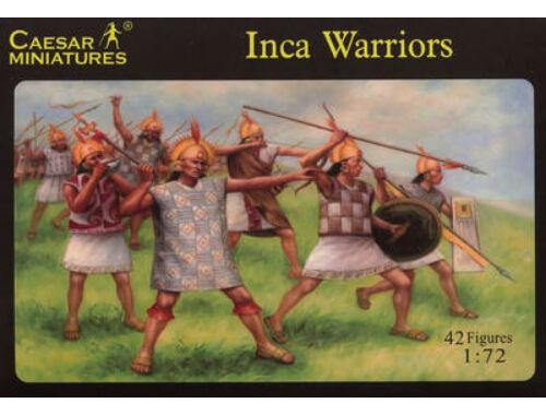 Caesar Inca Warrior 1:72 (H026)