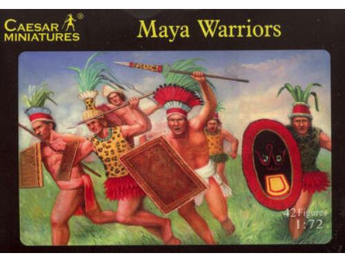 Caesar Maya Warrior 1:72 (H027)