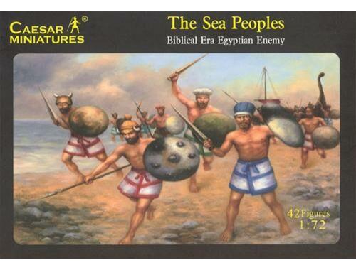 Caesar Sea peoples (Egyptian or Hittite Enemy) 1:72 (H048)