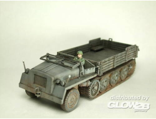 Caesar WWII German s.WS Halftrack 1:72 (7210)