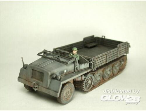Caesar WWII German s.WS Halftrack 1:72 (7210)