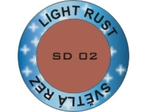 CMK Pigment Light Rust (SD002)