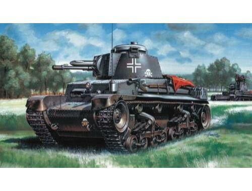 CMK Panzer Pz. Kpfw 35(t) 1:35 (T35006)
