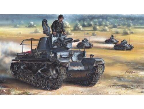 CMK Panzerbefehlswagen Pz.Bef. 35(t) 1:35 (T35010)