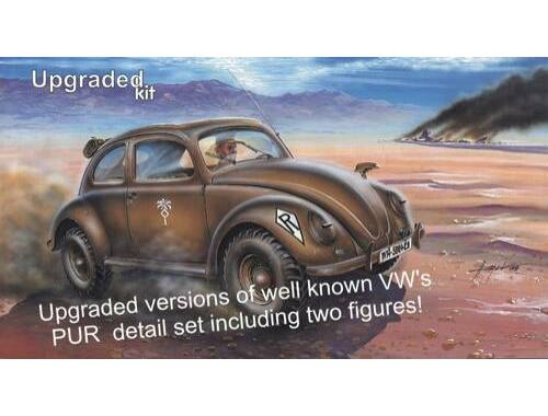 CMK VW type 87 UPGRADED 1:35 (T35019)