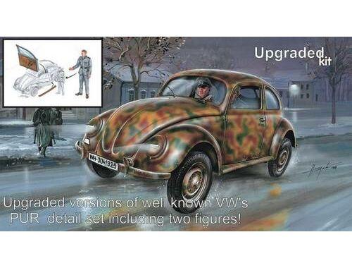 CMK VW type 82E UPGRADED 1/35 1:35 (T35020)
