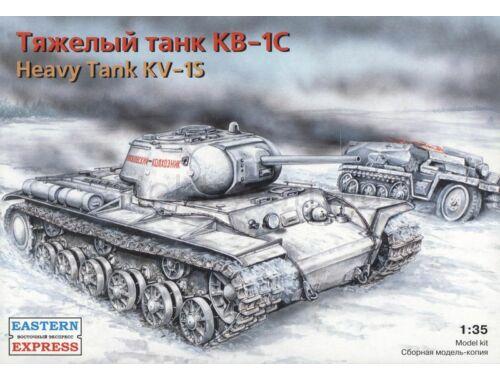 Eastern Express KV-1S Russian heavy tank 1:35 (35100)