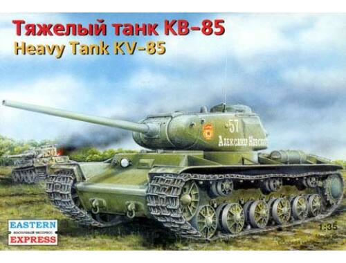 Eastern Express KV-85 Russian heavy tank 1:35 (35102)