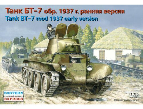 Eastern Express Russ light tank BT-7 (mod 1937) early 1:35 (35111)