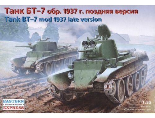 Eastern Express BT-7M Russian light tank 1:35 (35112)