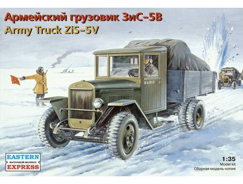 Eastern Express ZiS-5V Russ military truck (mod 1942) 1:35 (35151)