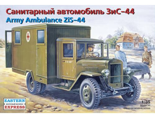 Eastern Express ZiS-44 Russian ambulance 1:35 (35152)