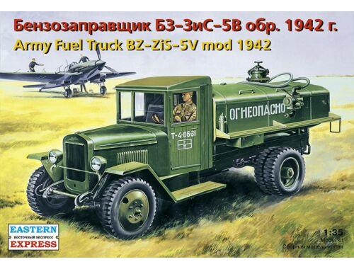 Eastern Express ZiS-5V BZ Rudd fuelling vehicle 1942 1:35 (35154)