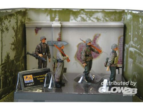 Easy Model Waffen SS, Normandy, 1944 1:35 (33600)