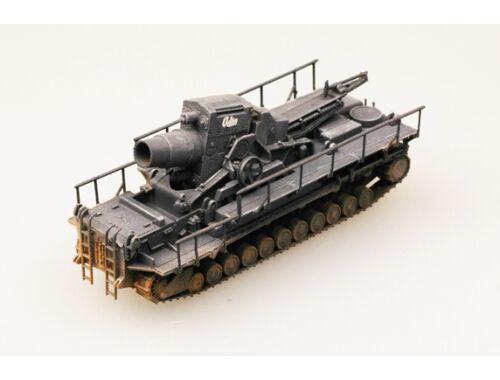 Easy Model Morser Karl-Great 040/041 brown 1:144 (34900)