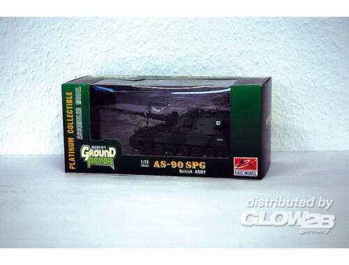 Easy Model AS-90 SPG BRITISH ARMY (IFOR) 1:72 (35001)