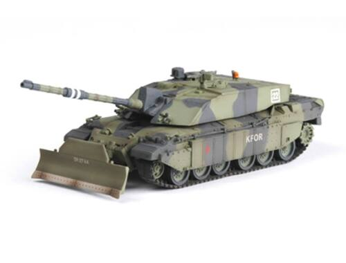 Easy Model Challenger II-In action Kosovo 1999 1:72 (35011)