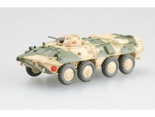 Easy Model BTR-80-Russian Army battle 1994 1:72 (35018)