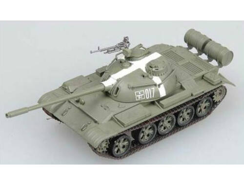 Easy Model T-54 USSR 1968 in Prague 1:72 (35021)