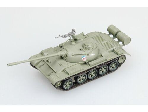 Easy Model T-54 Kosovo 1998 1:72 (35023)