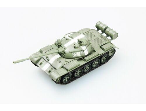 Easy Model T-55 USSR 1968 in Prague 1:72 (35024)