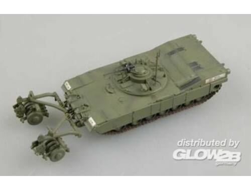 Easy Model M1 Panther w/mine Roller 1:72 (35048)