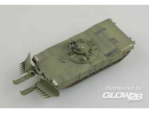 Easy Model M1 Panther w/mine Plow 1:72 (35049)