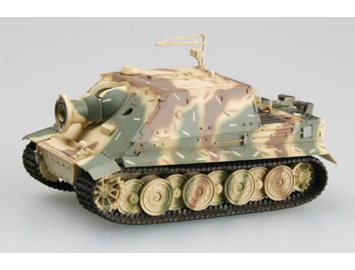 Easy Model Sturmtiger PzStuMrKp 1002(in sand/green/brown camouflage) 1:72 (36102)