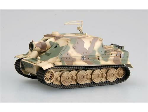 Easy Model Sturmtiger PzStuMrKp 1001(in sand/grey/brown camouflage) 1:72 (36103)