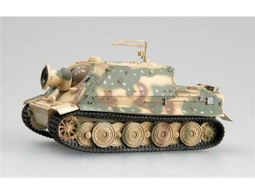 Easy Model Sturmtiger PzStuMrKp 1002(in three colour scheme) 1:72 (36104)