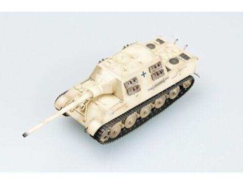 Easy Model Jagdtiger (Henschel model) /monocolor camouflage(S.Pz.Jag.Abt.512) 1:72 (36105)