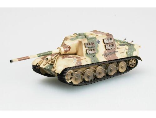 Easy Model Jagdtiger (Henschel model)/three-color camouflage ( s.Pz.Jag.Abt.653) 1:72 (36106)