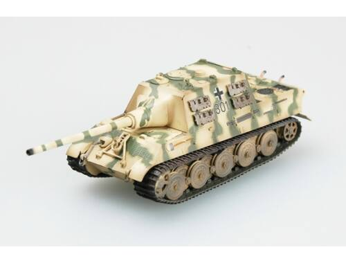 Easy Model Jagdtiger (Henschel model),Tank 301 ( s.Pz.Jag.Abt.653) 1:72 (36108)