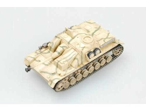 Easy Model Sturmgeschutz IV Eastern Front 1944(in sand camouflage) 1:72 (36129)