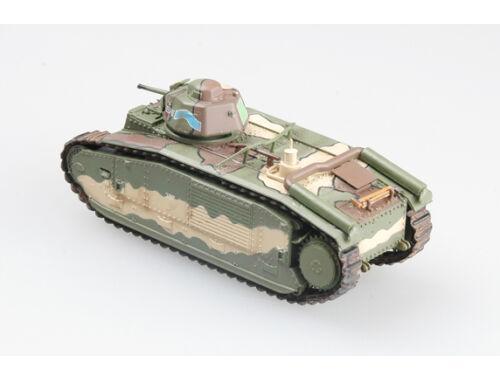 Easy Model French Bi bis tank s/n 337 EURE, May 1940,France 3e DCR 1:72 (36156)