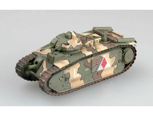 Easy Model Char B1 May 1940,France 3nd company 1:72 (36159)