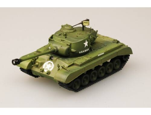 Easy Model M26 Heavy Tank-8th Armored Div. 1:72 (36200)