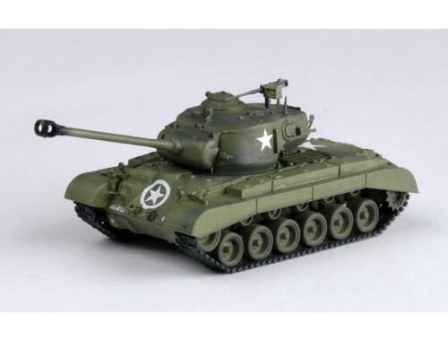 Easy Model M26 Heavy Tank-2th Armored Div. 1:72 (36201)