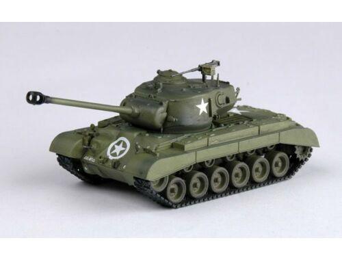 Easy Model M26 Heavy Tank-2th Armored Div. 1:72 (36201)