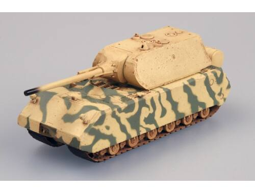 Easy Model MOUSE Tank-German Army (Sand/Dark Yellow colors) 1:72 (36204)