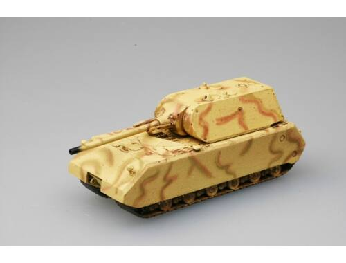 Easy Model MOUSE Tank-German Army (Sand/Red Brown colors) 1:72 (36205)