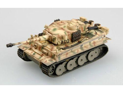 Easy Model Tiger I (Early)-Grossdeutschland Div. Russia1943 1:72 (36207)