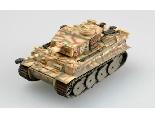 "Easy Model Tiger I (Early)-SS ""LAH"",Kursk ,1943 1:72 (36209)"