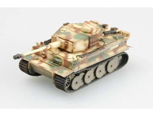 Easy Model Tiger I (Early)-sPzAbt.508, Italy,1943 1:72 (36211)