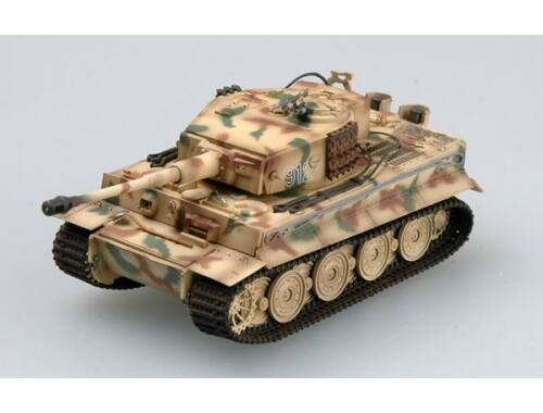 "Easy Model Tiger I (Late) ""Totenkopf"" Panzer Division 1944, Tiger 912 1:72 (36217)"