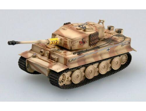 Easy Model Tiger I (Late) Schwere Pz.Abt.505, 1944, Ruaaia ,Tiger 312 1:72 (36220)