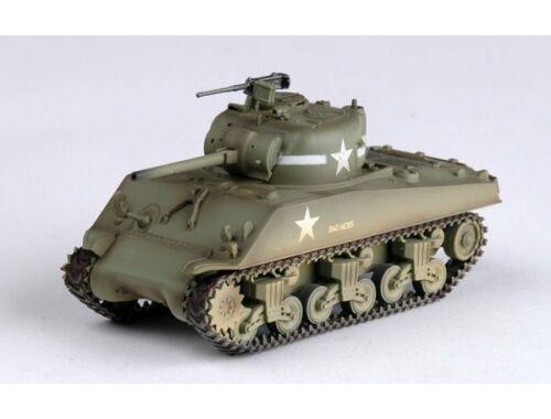 Easy Model M4A3 Middle Tank 10th Tank Bat. 1:72 (36254)